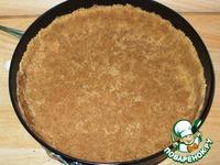 Пирог творожный с вишней - кулинарный рецепт