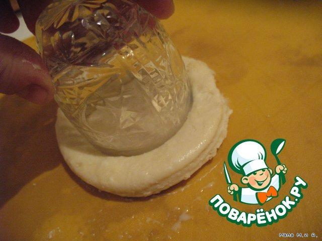 Как готовить Колечки из творога домашний пошаговый рецепт с фотографиями #2