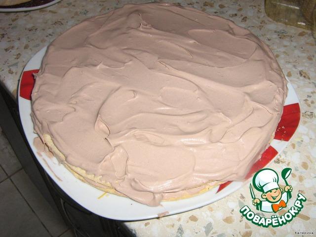 Приготовление тортов.пошаговая инструкция фото