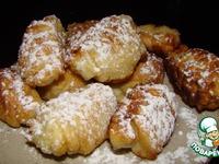 """Пончики """"Гармошки"""" ингредиенты"""