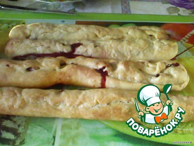 Торт поленница вишней рецепт пошагово 136