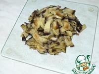 Салат из баклажанов с корейской морковью ингредиенты