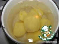 Хек запеченный  в сметане и прочих ингредиентах :) ингредиенты