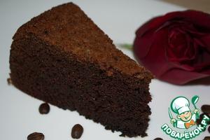 Рецепт Кофейно-шоколадный кекс
