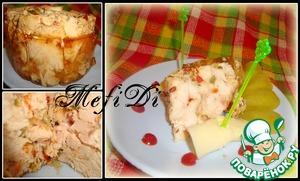 Рецепт Куриный тортик