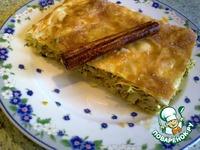Марокканский пирог «Бастила» ингредиенты