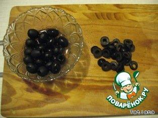 Салат из макарон с креветками простой рецепт с фотографиями пошагово как готовить #7