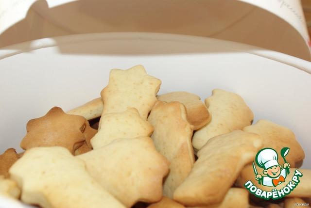 Печенье на сметане в домашних условиях рецепт с пошагово с