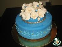 Рекомендации по покрытию торта мастикой ингредиенты