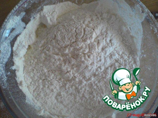 Творожное печенье рецепт с фото готовим дома