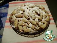 """Печенье """"Рогалики"""" ингредиенты"""
