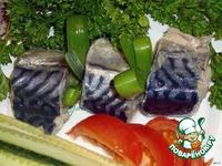 Скумбрия слабосоленая - кулинарный рецепт