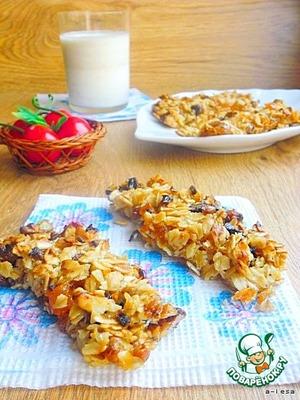 Рецепт Granola bars