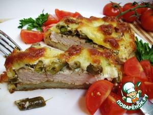 Рецепт Мясо на дранике