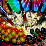 Фото: Закуски на Новый год