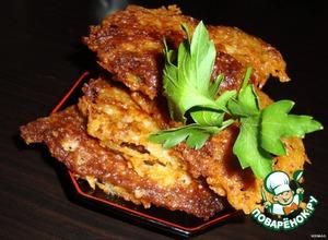 Рецепт Вкусный кляр для отбивного мяса