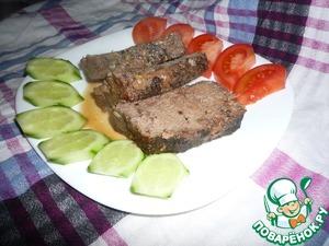 """Рецепт Мясо, запеченое в рукаве """"Пикантное"""""""