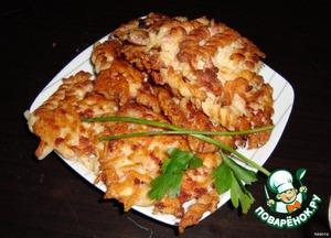 Котлетки из макарон и колбасного фарша простой рецепт приготовления с фотографиями как готовить