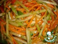 Салат из редьки ингредиенты