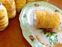 Венгерский кручёный калач ингредиенты