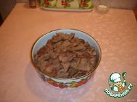 Мясо по-казахски ингредиенты