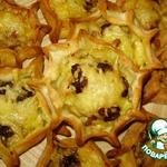 Сырные волованы «Звездный дуэт»