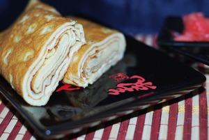 Рецепт Японский омлет - Тамаго-яки