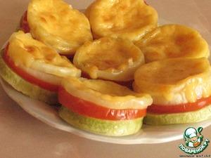 """Рецепт Овощные """"пирожки"""""""