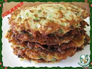 Рецепт Картофельная лепeшка