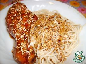 Рецепт Курица по-корейски
