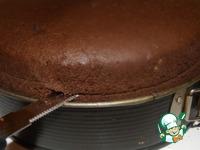 Шоколадный шифоновый бисквит ингредиенты