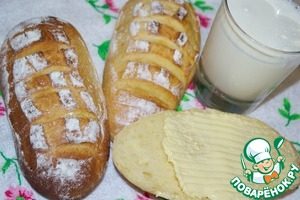 Рецепт Венесуэльский кукурузный хлеб