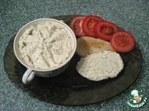 Рецепт Бутербродная масса
