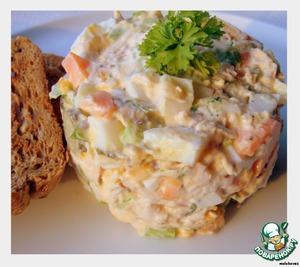 Рецепт Куриный салат для сэндвичей