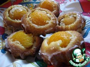 Рецепт Абрикосово-лимонные солнышки
