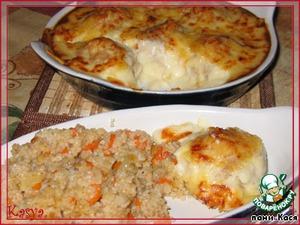 Рецепт Запеченные куриные фрикадельки