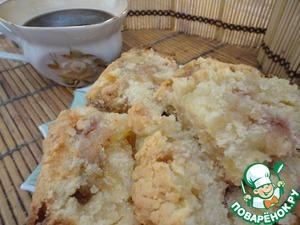 Рецепт Пирог мармеладный из хлебопечки