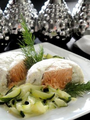 Рецепт Рыбное тимбале