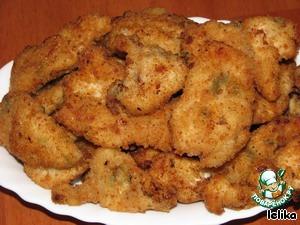 Рецепт Куриные палочки