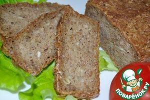 Рецепт Немецкий зерновой хлеб