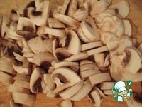 Гречка с грибами, яйцами и луком по рецепту программы «Смак» ингредиенты