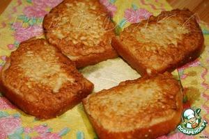 """Рецепт Бутерброды с овсянкой """"На любой вкус"""""""