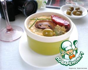 Рецепт Запеканка по-европейски
