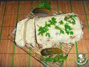 Как приготовить Куриный паштет с грибами рецепт с фото