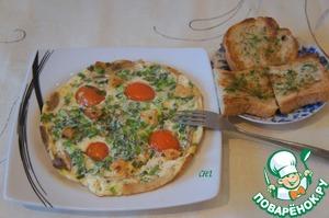 Рецепт Воскресный завтрак для мужа