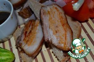 Рецепт Донг По из свинины