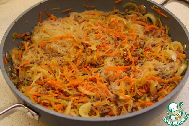 Салат с овощами и мясом рецепт 200