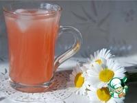Напиток из грейпфрута ингредиенты