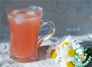 Рецепт Напиток из грейпфрута