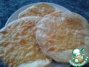 Рецепт Итальянские лепешки с сыром